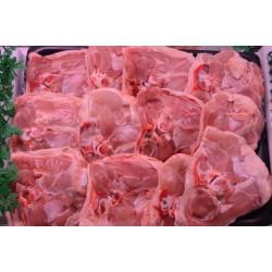 Contramuslos de pollo